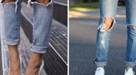 Torn Jeans Wallpaper HQ