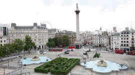 Trafalgar Square Wallpaper