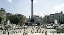 Trafalgar Square Wallpaper Full HD