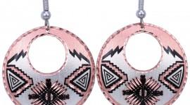 Unusual Earrings Desktop Wallpaper HD