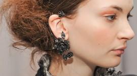Unusual Earrings Wallpaper Download