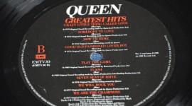 Vinyl Records Desktop Wallpaper Free