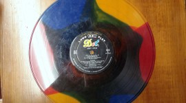 Vinyl Records Wallpaper Download Free