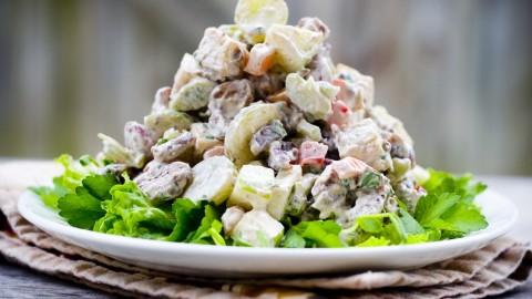 Waldorf Salad wallpapers high quality