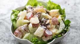 Waldorf Salad Desktop Wallpaper HD
