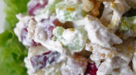 Waldorf Salad Wallpaper For Android