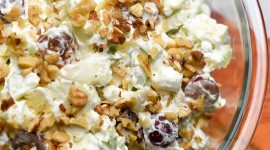 Waldorf Salad Wallpaper For Mobile