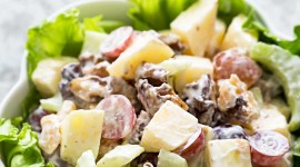 Waldorf Salad Wallpaper For Mobile#1