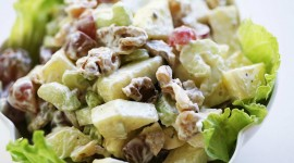 Waldorf Salad Wallpaper HQ#1