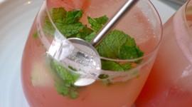 Watermelon Cucumber Cocktail Wallpaper