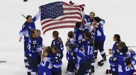 Women's Hockey Desktop Wallpaper