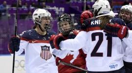 Women's Hockey Desktop Wallpaper HD