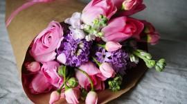 4K Bouquet Tulips Wallpaper 1080p