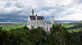 4K Castles Photo Download#1