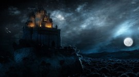 4K Castles Photo Free