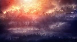 4K Castles Wallpaper Free