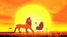 4K The Lion King Photo