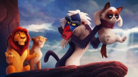 4K The Lion King Wallpaper Download