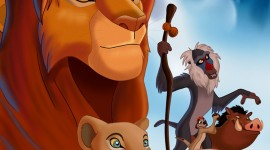 4K The Lion King Wallpaper For Mobile