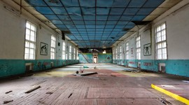 Abandoned Military Base Wallpaper Free