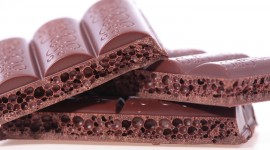 Aerated Chocolate Wallpaper Full HD