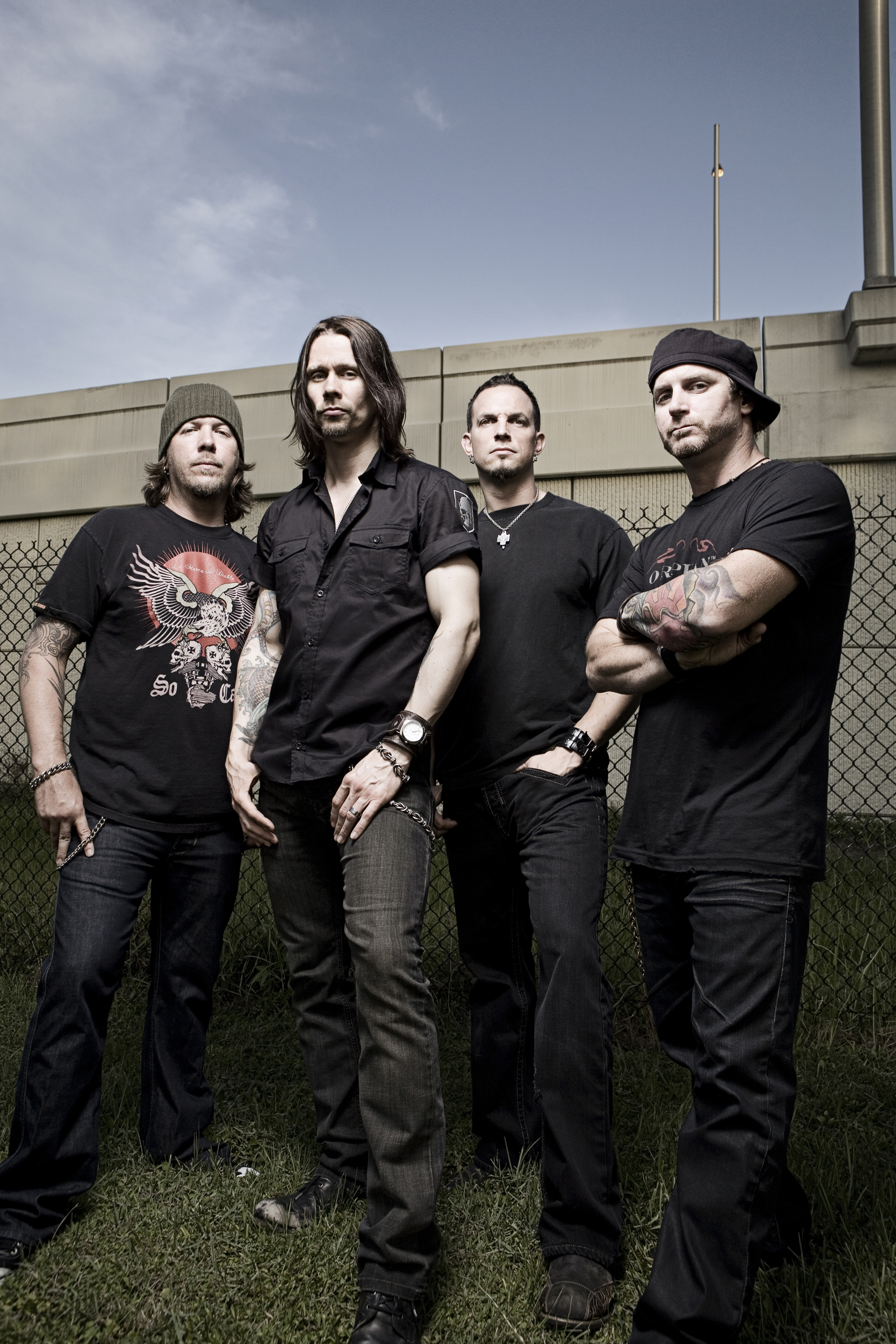 Alter Bridge Wallpapers High Quality Download Free