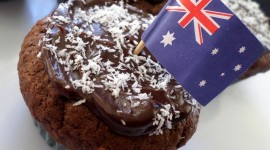 Australian Lamington Cake Photo#1
