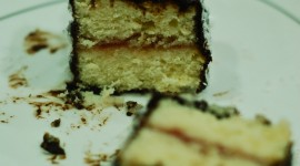 Australian Lamington Cake For IPhone#1