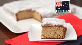 Australian Lamington Cake Wallpaper Gallery