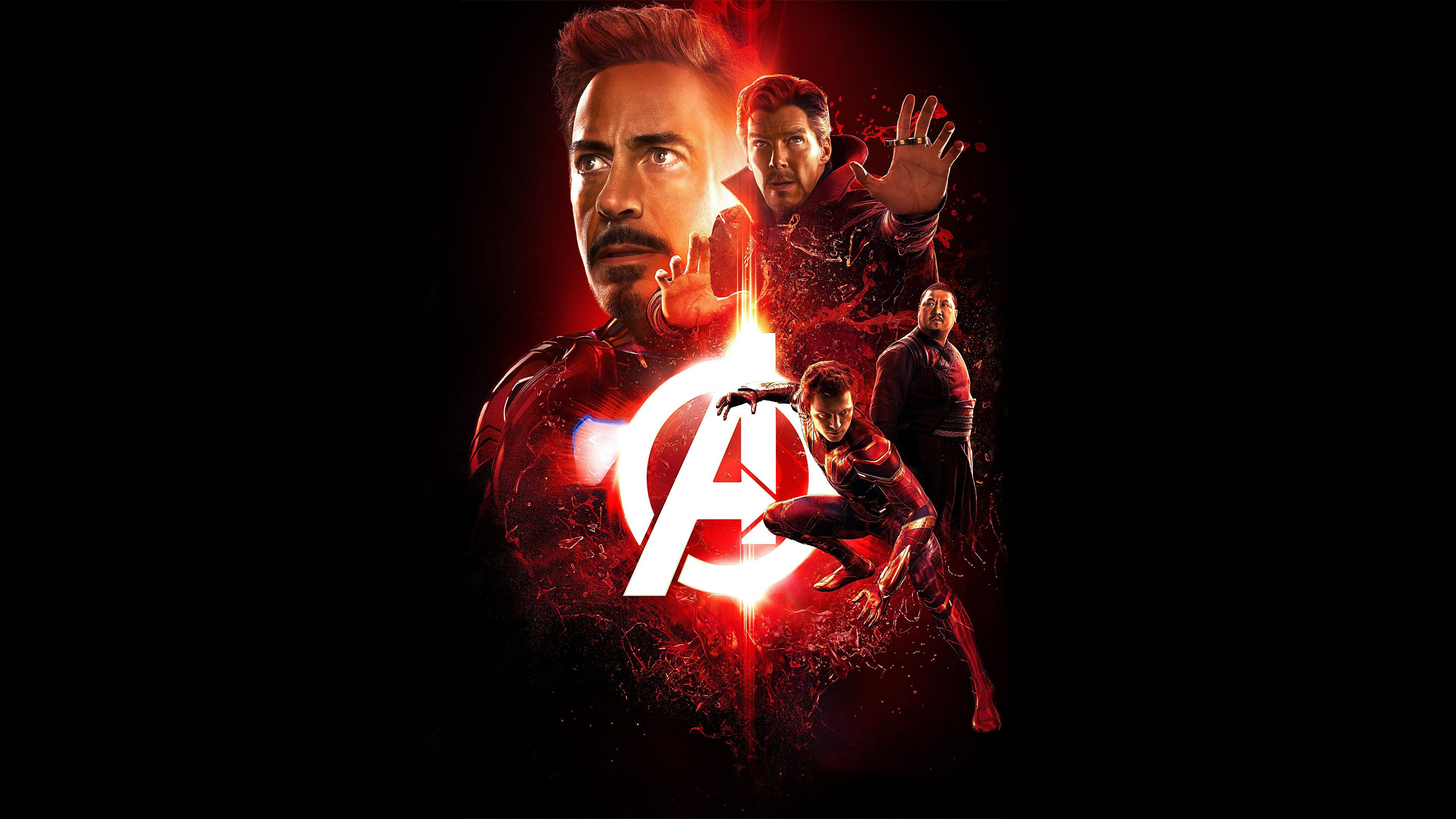 Avengers Infinity War Wallpapers High Quality | Download Free
