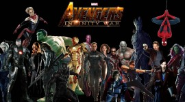 Avengers Infinity War Wallpaper Download