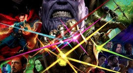 Avengers Infinity War Wallpaper For IPhone