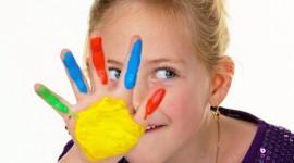 Baby Fingers Desktop Wallpaper HD