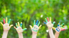 Baby Fingers Wallpaper
