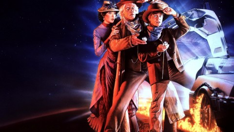 Back To The Future wallpapers high quality