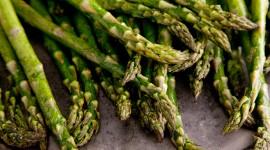 Baked Asparagus Desktop Wallpaper
