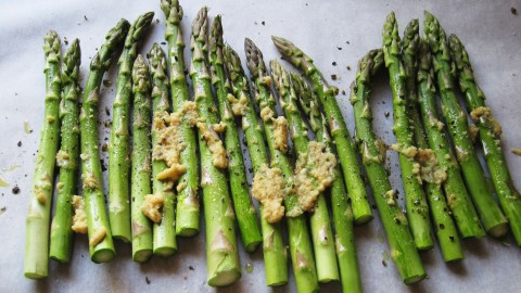 Baked Asparagus wallpapers high quality