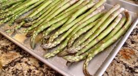Baked Asparagus Wallpaper 1080p