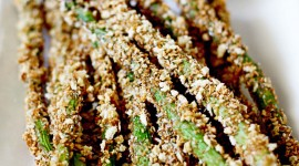 Baked Asparagus Wallpaper For Android
