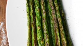 Baked Asparagus Wallpaper For IPhone
