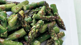Baked Asparagus Wallpaper For IPhone Download
