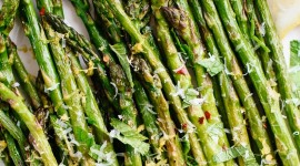 Baked Asparagus Wallpaper For IPhone Free
