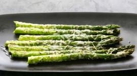 Baked Asparagus Wallpaper HD
