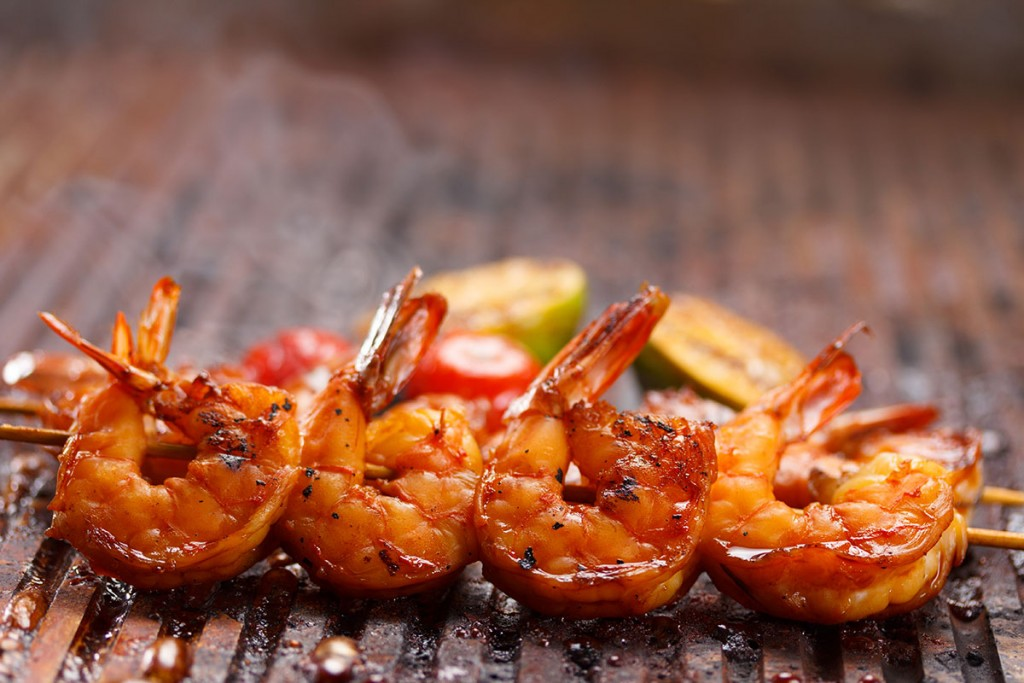 Barbecue Shrimp wallpapers HD