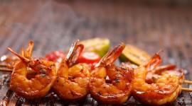 Barbecue Shrimp Best Wallpaper