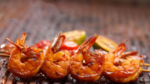 Barbecue Shrimp wallpapers high quality