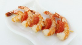 Barbecue Shrimp Photo Download