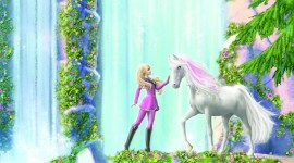 Barbie & Her Sisters In A Pony Tale For IPhone