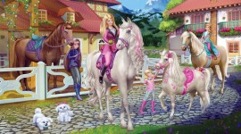 Barbie & Her Sisters In A Pony Tale Image