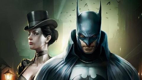 Batman Gotham By Gaslight wallpapers high quality